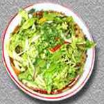 フレッシュ生野菜ラーメン
